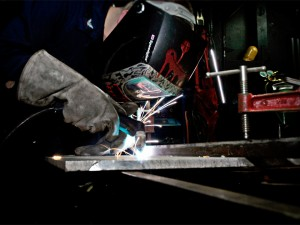 PLASMA CUTTING controlled welding