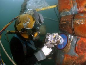 underwater welding Sacramento
