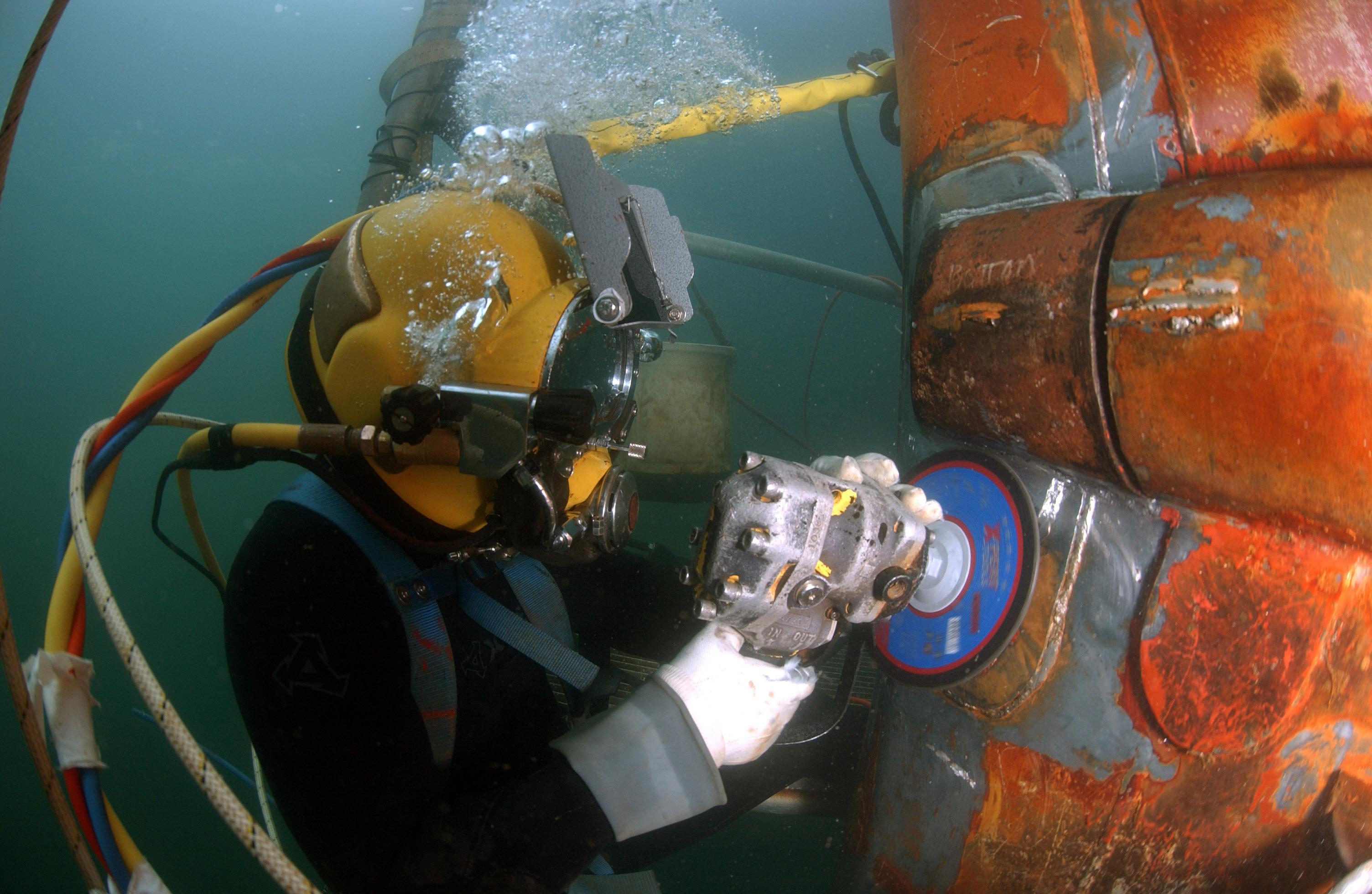 undeerwater welding