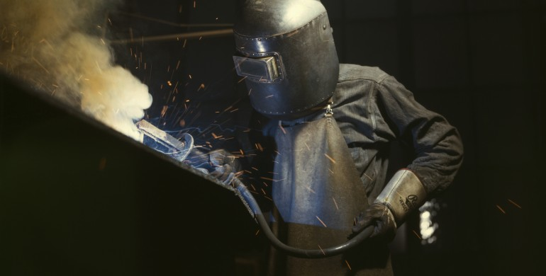 Demand for Skilled Welders